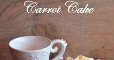 Fue amor a primera vista... desde que la vi supe que era mi tarta y desde que la probé supe que iba a ser mi tarta favorita , la tarta de z... Carrot Cake, Carrots, Mugs, Tableware, Ideas, Recipes, Love At First Sight, Meet, Pies