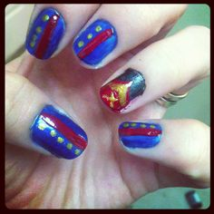 I wanted to do USMC nails but wanted to put LCPL chevrons on, I think my idea turned out alright :) happy 237 birthday Marines! Usmc Nails, Military Nails, Creative Nail Designs, Creative Nails, Birthday Nail Art, Little Diva, Patriotic Nail, Polish, Semper Fi