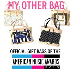 Don't forget to tune in this Sunday to see My Other Bag in action at the American Music Awards!