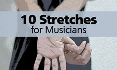 I wish I had known about these when I started playing music. I could have maybe avoided things like arteritis in my fingers. I'm going to have to bring these up to my students.