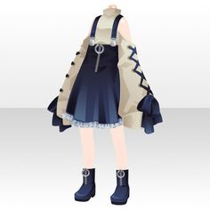@trade | 検索結果 Komplette Outfits, Anime Outfits, Fashion Outfits, Dress Drawing, Drawing Clothes, Fashion Design Drawings, Fashion Sketches, Vetements Clothing, Chibi