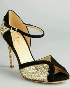 Kate Spade Corinne Glitter Sandals New Size 6 5B | eBay