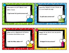 Carte à Tâches – Les inférences monstrueuses Teaching Reading, Teaching Tools, Perception, Education And Literacy, Teacher Boards, French Classroom, Future Jobs, Comprehension Activities, 2nd Grade Math