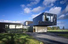 Villa Vriezeveen #archello #architecture #building #house #home #modern #villa