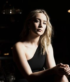 Saoirse Una Ronan (born April 12, 1994) is a New York-born Irish film actress. She is one of the...