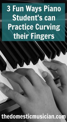 beginning piano lessons