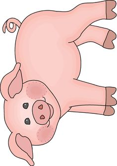 Pig - example of an unclean animal.