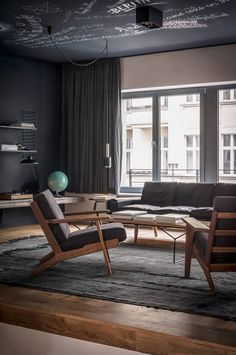 'Minimal Interior Design Inspiration' is a biweekly showcase of some of the most perfectly minimal interior design examples that we've found around the web - Interior Design Examples, Interior Design Inspiration, Home Interior Design, Interior Architecture, Interior Decorating, Design Ideas, Daily Inspiration, Interior Rendering, Color Interior