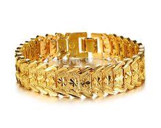 2015 New Bracelets For Men -gold