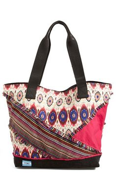 TOMS+Multi+Stripe+Mix+Tote+available+at+#Nordstrom