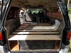 Delica Van, Tyre Fitting, All Terrain Tyres, Old Tires, Camper Conversion, Camping Chairs, Roof Rack, How To Make Bed