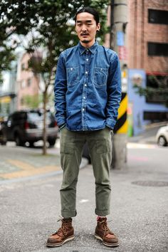 Fashion Snap @People of Tastes Application #pot #app #fashion #snap #street #spellbound #redwing