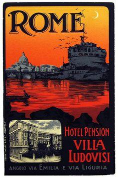 Roma - Hotel Villa Ludovisi | Flickr - Photo Sharing!