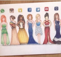 Social Media Dresses Pick Your Fav Check Out Trendsandco