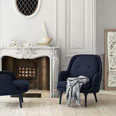 Fri armchair by Jaime Hayon for Fritz Hanson