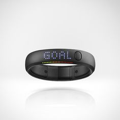 Nike+ FuelBand SE. the new fuel band. it has a clock built in. not sure if i want this or the force. nike and apple are getting intertwined. tim cook is on nike's board and they swap employees for projects. i guess im waiting until october 22nd to see what apple has in store for us. hopefully a watch