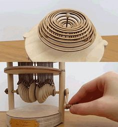 Art Projects Sculpture Awesome 44 Ideas For 2019 Woodworking Plans, Woodworking Projects, Wood Projects, Projects To Try, Kinetic Art, Wood Toys, Cool Stuff, Cool Gadgets, Wood Art