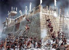 """Ulsan: the winter siege"", Peter Dennis"