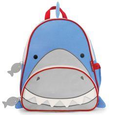Skip Hop Zoo Pack Toddler Backpack Shark. #laylagrayce #holidaygiftshop #forkids $20.00