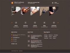 Tema WordPress para despachos de abogados y notarías - Themis