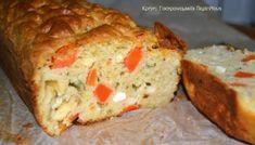 Κέικ καρότου χωρίς αυγά, βούτυρο και μίξερ! - cretangastronomy.gr Main Menu, Meatloaf, Mashed Potatoes, Banana Bread, Baking, Cake, Ethnic Recipes, Desserts, Food