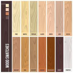 22 Types Of Hardwood Flooring Species Styles Edging Dimensions