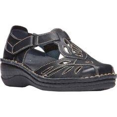 47890c82add34 Propet Women s Jenna Closed Toe Sandal Black Full Grain Leather. Orthopedic  SandalsClosed ...