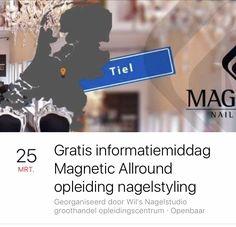 Altijd al Nagelstyliste willen worden? Kom dan op Zaterdag 25 maart 12.00uur naar onze Gratis infomiddag. Inschrijven: info@wilsnagelstudio.nl