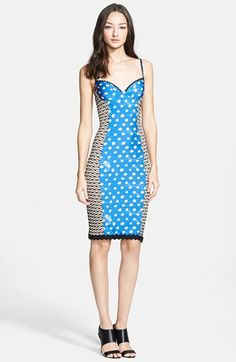 Jean Paul Gaultier Corset Tank Dress available at #Nordstrom