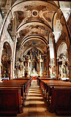 Saint Emeric Church, Székesfehérvár, Hungary Places Around The World, Around The Worlds, I Want To Travel, Homeland, Budapest, Finland, Barcelona Cathedral, Places To Visit, Landscape