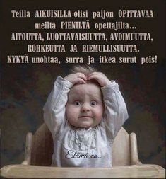 Finnish Words, Stop Worrying, Keep Going, Live Life, Cool Words, No Worries, Everything, Mindfulness, Inspirational Quotes