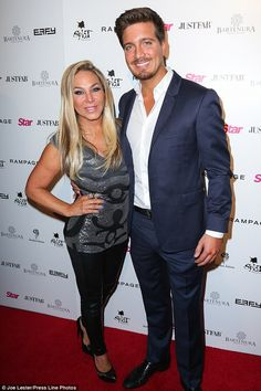 On the rebound: Real Housewives star Adrienne Maloof, 53, is dating 24-
