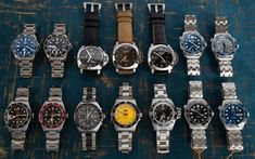 Today's update sports four brand new Tudor and two Omega watches.  We only have one of each, so some will move fast.  We've also posted a used pair of the latest Seamasters, three Panerai, a TAG Formula, Breitling SuperOcean, and Ball Hunley. Breitling Superocean, Popular Watches, Mechanical Watch, Whats New, Tudor, Omega Watch, Pairs, Sports, Accessories