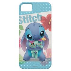 Stitch iPhone 5 Covers