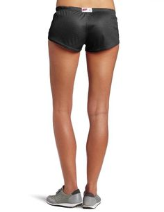 Soffe Mesh Teeny Tiny Shorts - my new favorite 'drawers'. Motivation to get those legs in shape included.
