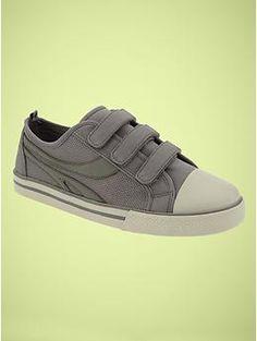 Mesh panel sneakers   Gap $21