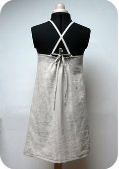 Tuto de la robe par Henri & Violette
