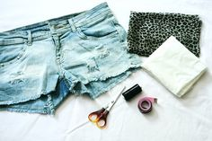 Patch on jeans