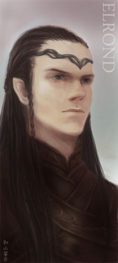 Elrond by royacc.deviantart.com on @deviantART