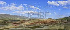 Painted hills,Oregon