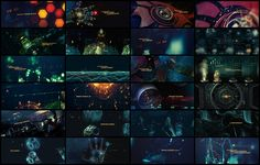 Iron Man 3 by Prologue (alternate title sequence)
