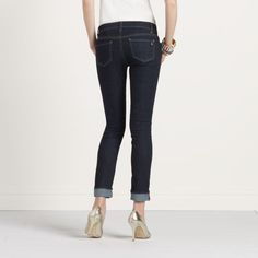 Kate Spade Jeans.  Love the spade on the pocket. Moved from my 'things i need' board to 'things i love'!!  Yeah, got them!!