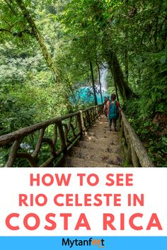 Rio Celeste Costa Rica 2020 guide: Directions, hiking trails, parking, entrance fees and more. How to plan the PERFECT trip to Rio Celeste! Travel Advice, Travel Guides, Travel Tips, Visit Rio, Living In Costa Rica, Road Trip Planner, Costa Rica Travel, South America Travel, Group Travel