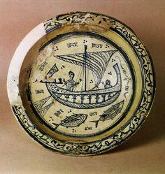 L'art et la céramique entre l'Islam et la Toscane. Musée San Matteo en Soarta