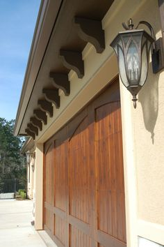 Custom Large Arch Brackets And Soffit Corbels By Durabrac