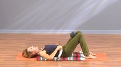 """Core Breakdown: How to Do a """"Double Crunch"""" PID 2014.12.31.c - Jeanne double crunch [hb]"""
