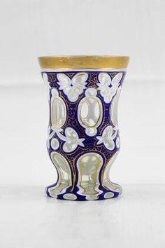 BIEDERMEIER GLAS um 1830 - BIEDERMEIER GLASS um 1830