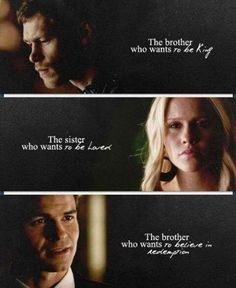 Resultado de imagen para always and forever the originals