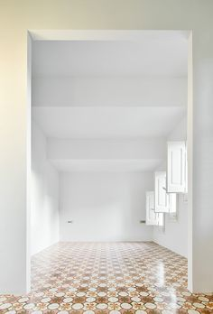 Rehabilitación de una Casa Noucentista en Barcelona | ARQUITECTURA-G