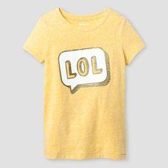 70dbbb7c1 Girls' Graphic Tee Cat & Jack™ - LOL : Target Target Clothes,